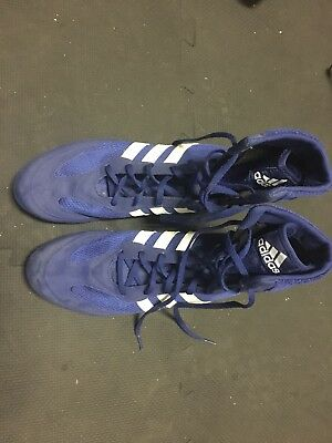 adidas boxing boots Size 9.5