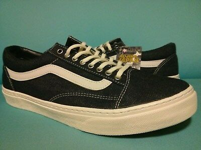 9997582f5e DS 2018 VANS Old Skool Indigo V36Cl Kojima Denim Vans Japan Sz11 ...