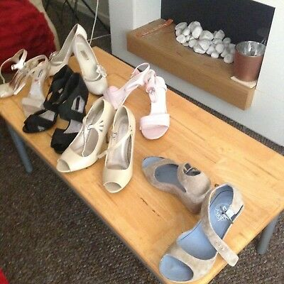 Job Lot Size 4-5 Sandals Dunne/Next...6 Pairs!!