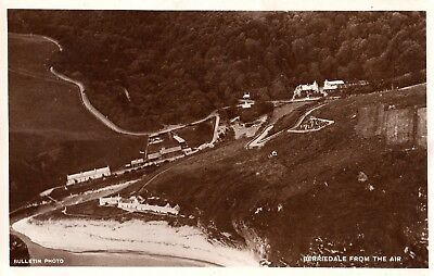 Berriedale Caithness From The Air. - Vintage Postcard. - Unposted.