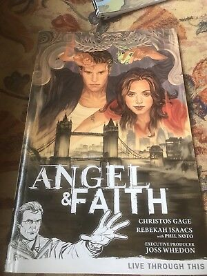 Angel And Faith Season 9 Volume 1 Live Through This