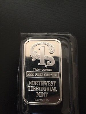 .999 Fine Silver Bar 1 oz - Sunshine Minting