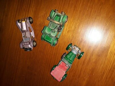 "lot de 3 voitures miniature ""models of yesteryear """