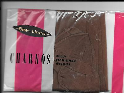 Vintage Charnos seamed , fully fashionedstockings.