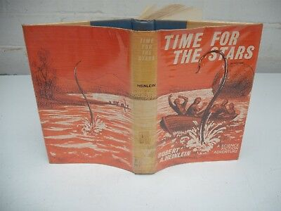 Time for the stars A science fiction adventure Robert A Heinlein 1970