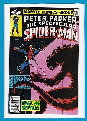 Peter Parker, The Spectacular Spider-Man #32_July 1979_Fine/very Fine!