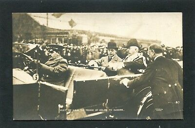 Dundee - Visit of HRH Prince of Wales c1930