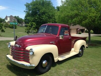 1950 Chevrolet Other Pickups 3100 Fully restored 1950 Chevy 3100