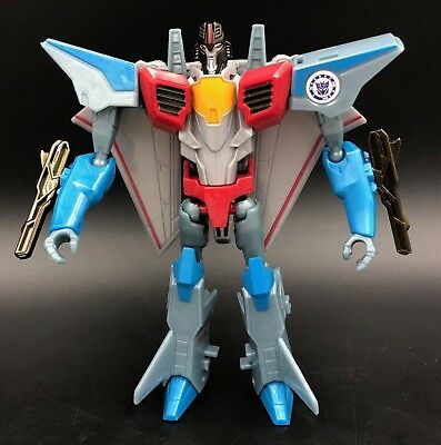Transformers Robots in Disguise Starscream Complete Warrior Class RID 2015