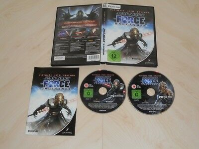 Wie neu! Star Wars - The Force Unleashed - Ultimate Sith Edition - PC Spiel