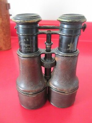 Antique CARPENTER & WESTLEY - MARINE FIELD & THEATER  BINOCULARS  #3349  #7