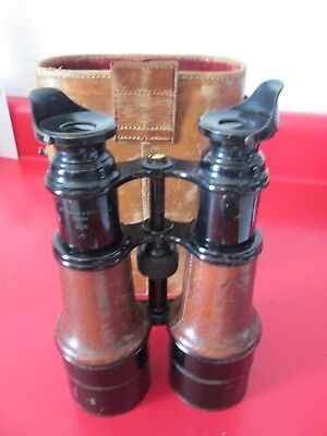 Antique  WATSON & SON LONDON #206   BINOCULARS  #8