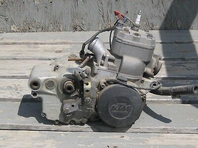 KTM 125 KTM125 Engine 1984 Rebuilt liquid cooled