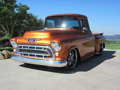 1957 Chevrolet Other Pickups 1/2 Ton Pickup 1957 Chevrolet Pro-Touring Restomod Custom Hot Rod Chevy 3100 Pickup w/ 782 HP