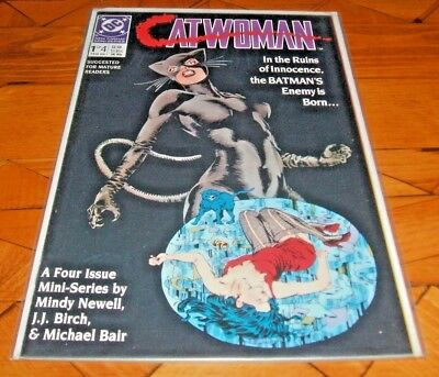 Catwoman #1 of 4(Feb 1989, DC)