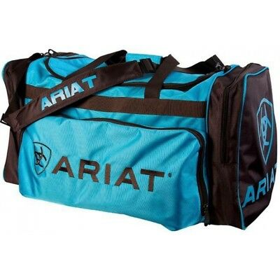 Ariat Gear Bag Turquoise/Brown  NEW