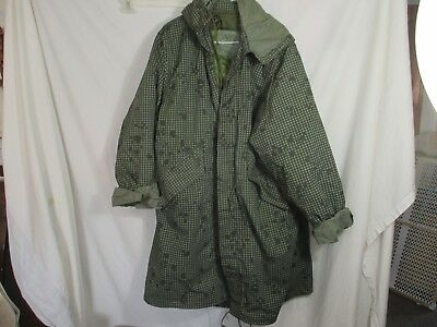 Night Camo Parka with Liner, Near Mint, Bigger Size!!!!!