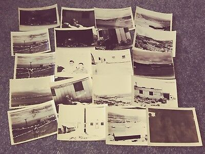Lot Of Old  Photos  Military Base, Soldiers, Aviation   20 Photos