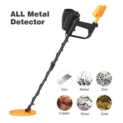 Underground Metal Detector Gold Coins Sensitive Search Treasure Hunter+Carry Bag