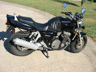 "1994 Honda CB  1994 Honda CB1000 ""The Big One"" Black 8050 Miles"