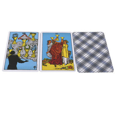 Original Rider Waite Tarot Deck Cards Magic Divination Occult Jian