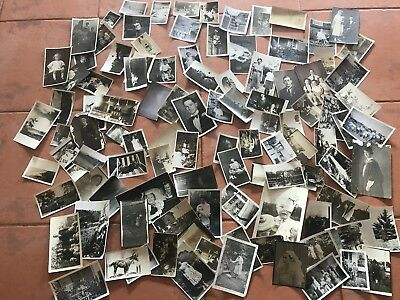 100+ 1920s-1940s Original Australian Photographs