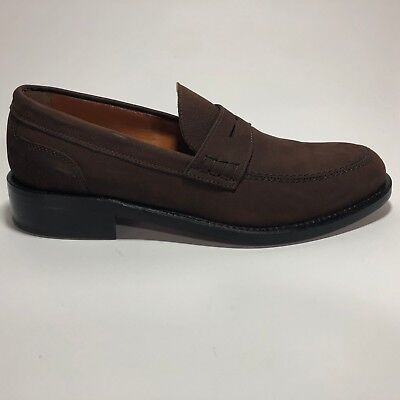 3a1fd0a053 SCARPE UOMO POLLINI Vera Pelle Fondo Cuoio Leather Made In Italy Man  Mocassino
