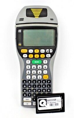 Psion Workabout MX 2MB RAM Laser Scanner + Quester for Windows 5.30lt *FREE PP*