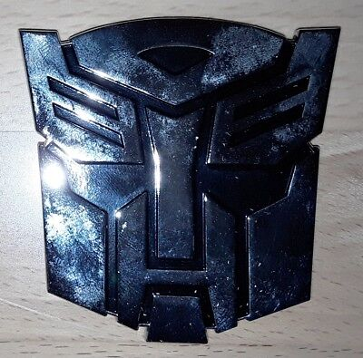 """US Challenge Coin """"569th USFPS"""" Alpha Flight  -Autobots- Roll out"""
