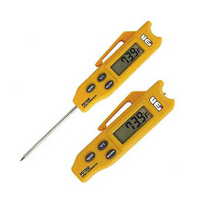 UEi PDT650 Folding Pocket Thermometer, -58 F to 572 F, magenetic mount