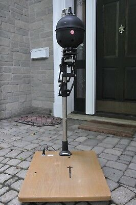 Leitz Wetzlar Photomat 1c enlarger, Phototar lens 1:45 5/50