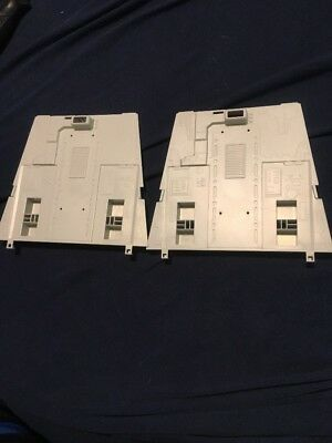 STAR WARS LEGACY At-At Part Indoor Front Wall Panel Lot Hoth Echo Base  Diorama