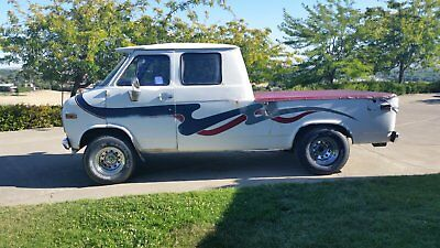 1972 Chevrolet Other Pickups  72 Cal-Custom Chevy Van Conversion