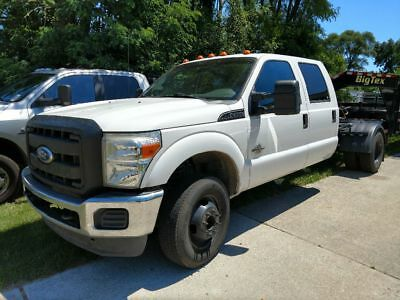 2011 Ford F-350  2011 Ford f350 6.7 diesel, 4x4, automatic, cab and chassis dually