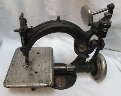 B. Eldredge Automatic National Sewing Machine Co. Antique