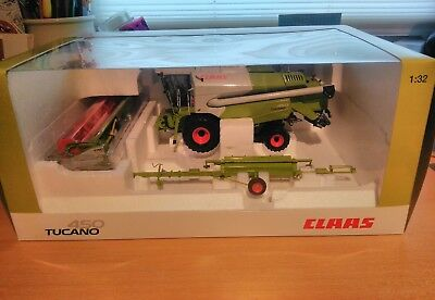 Claas tucano 450 Universal Hobbies Siku wiking