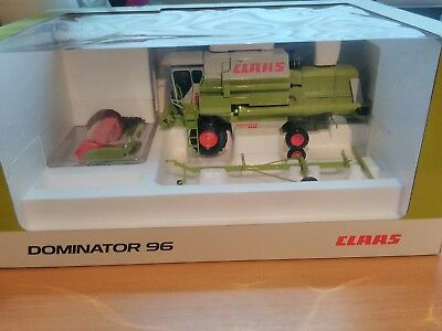 Claas Dominator 96 Norev Universal Hobbies Siku wiking