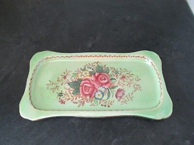 A Lovely Maling Tray 12 Ins Long,in  Ex Condition,see Scans