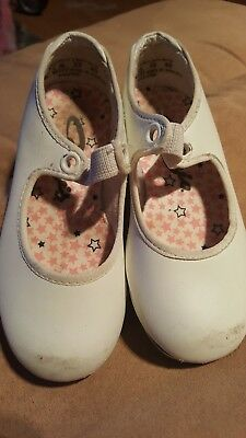 Tap Shoes Size 7.5 Toddler