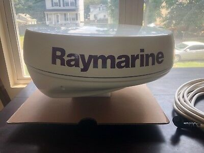 "Raymarine 4kW 24"" Raydome for C/E Classic or Pathfinder displays (M92652-S) NR"