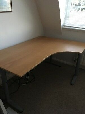 Ikea Galant Right Hand Corner Desk