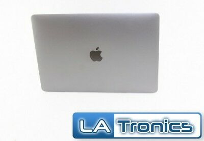 """Apple MacBook Pro 13"""" A1706 2016 2017 LCD Full Screen Assembly Space Gray *READ*"""