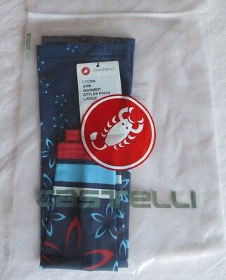 Vanilla Bicycles Arm Warmers by Castelli USA - Large