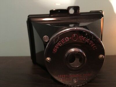 Speed O Matic (boston Ma) Vintage Camera