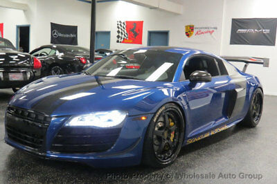 Audi R8 2dr Coupe Automatic quattro 5.2L FULLY LOADED & CUSTOMIZED.  MUST SEE. HEAD TURNER . NATIONWIDE SHIPPING