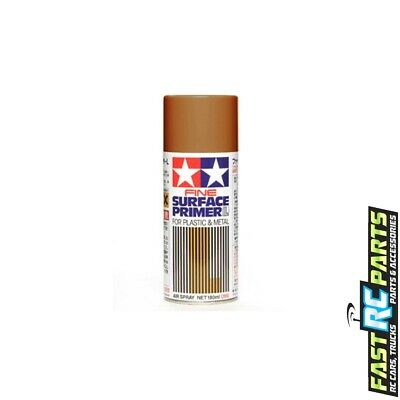 Tamiya Fine Surface Primer L Oxide Red 180ml TAM87160