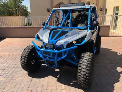 2016 Can-Am Maverick Turbo X DS - 492 Miles