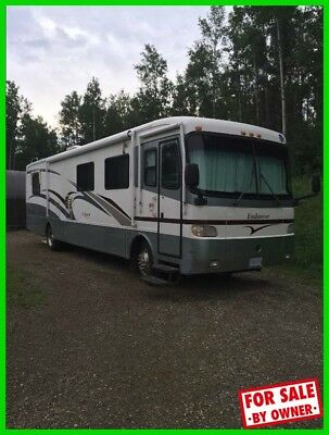 2000 Holiday Rambler Endeavor 38' Class A Diesel Pusher Lots of Storage c68633