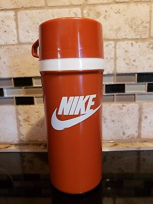 Vintage Nike Aladdin Thermos late 70's Early 80's