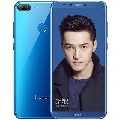 "sealed Huawei Honor 9 Lite 5.65"" 32GB Dual Sim 4G LTE Android 8.0 Smartphone"